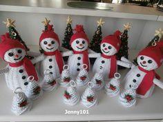 a sněhuláci na přání