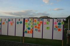 Great way to honor your Cancer Survivors at Relay.