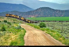 RailPictures.Net Photo: UP 5984 Union Pacific GE AC4400CW at Bond, Colorado by M Leachman