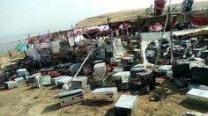 Sanjay Leela Bhansali's Anti Hindu Movie 'Padmavati' Set Worth Crores Destroyed Put On Fire