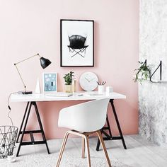 Anyone else obsessed with pastel pink tones lately?  // inspo via Pinterest