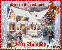 Celebrando la Navidad Christmas Tree, Holiday Decor, Home Decor, Xmas, Teal Christmas Tree, Decoration Home, Room Decor, Xmas Trees, Christmas Trees