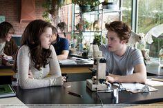 """Hello. I'm sorry, I didn't get a chance to introduce myself last week. I'm Edward Cullen. You're Bella?"" - Twilight"