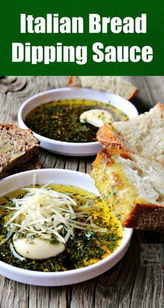 Restaurant-style sauce with Italian herbs and balsamic vinegar perfect for dipping your favorite crusty bread. Mix it up with your favorite herbs and add a spicy kick to create your own flavor blend. Italian Bread Dipping Oil (Sauce) | manilaspoon.com