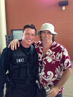 On Set - Bad Kids Go to Hell with Director Ben Browder - SWAT Team Leader (Supporting) - Robert J Johnson, Robert Johnson, Dallas