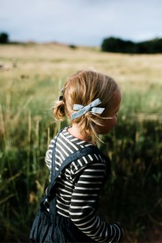 Click to shop classic hair bows made for little girls with adventerous style. Handmade with love in the USA and guaranteed for life. Blessed are the curious for they will know adventure. // Pigtail sets by Free Babes Handmade. The perfect accessory to your free spirit's adventerous kid style. Photo by Simply Suzy Photography