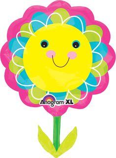 Smiley Flower Super Shape