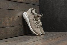 adidas tubulare doom sock primeknit grigio / bianco / blu due ftw a