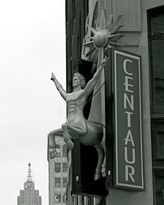 Items similar to Centaur Art Deco Peace Sign Mythical Creature Man Horse Greek Mythology Chimera Statue Unique Black White Detroit Photography Photo Print on Etsy Man Horse, Chimera, Jazz Age, Roaring Twenties, Centaur, Art Deco Era, Greek Mythology, Mythical Creatures, Art Deco Fashion
