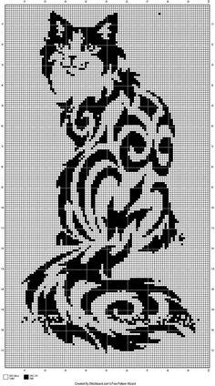 Calico Cats Cross Stitch Patterns