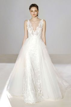 Bridal Gowns and Wedding Dresses by JLM Couture - Style 3656