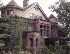 This Romanesque Pile is 'The Most Haunted House in St. Paul' - House of the Day - Curbed National