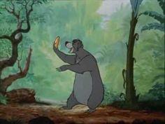 http://youtu.be/QprXlfVkpH4  Jungle Book Il en faut peu pour etre heureux