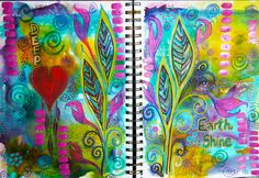 Connect to Your Soul with Creative Art Journaling