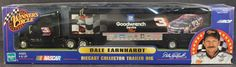 Dale Earnhardt Diecast Collector Trailer Rig