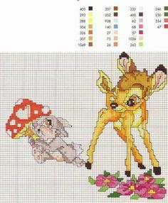 Bambi e tippete