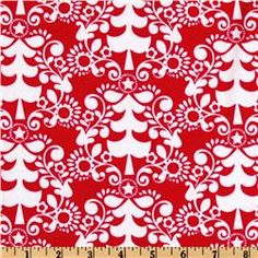 This would make an adorable stocking with a polka dot/stipe lime green-ish border at the top  @Terrie Frazier