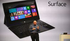 Microsoft Surface tablet is still losing money, figures show