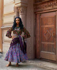 Russian Gypsy Girl