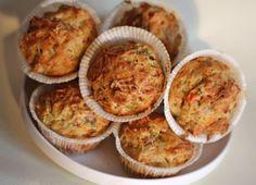 Kinkku Juusto Muffinit