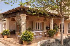 la casa azul decoracion de cartagena