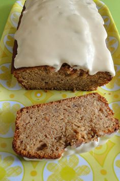 Sticky Ginger Cake with Ginger Icing (egg and dairy free)