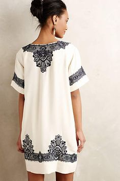 Loka Tunic Dress - anthropologie.com
