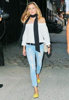 What Shoes to Wear With Skinny Jeans: Your Complete Guide via @WhoWhatWear