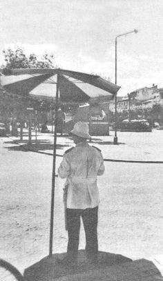 Plaza de Cervantes Plaza, Antique Photos