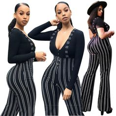 209abca9d8f Women High Waist Jumpsuit – Ecstacy Shop FREE Shipping on all orders (US  Only)