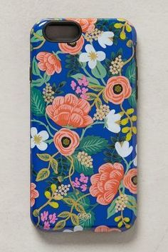 Rifle Paper Co. Night Blossom iPhone 6 Case #anthrofave