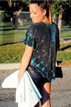On the blog! #sparkle #fashion #style