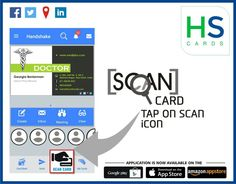 Digital Business Card, Send Me, Google Play, I Card, Physics, Ios, Android, Make It Yourself, Amazon
