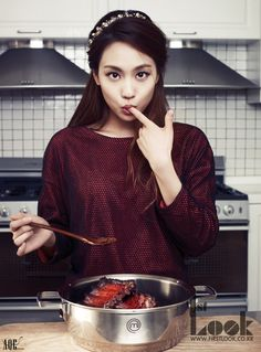 OMONA THEY DIDNT! Endless charms, endless possibilities ♥ - Kim Seul Gi, Han Chae Young, Fei, Lee Jin Wook - 1st Look Vol 40 + 41