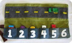 Cozy Car Caddy sewing-for-boys