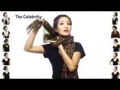 ▶ 25 Ways to Wear a Scarf - YouTube