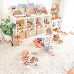Playroom Ideas Obtain motivated to revamp your kids playroom with one of thes Playroom Organization Ideas Kids motivated Obtain Playroom revamp thes Kids Wall Decor, Playroom Decor, Playroom Ideas, Children Playroom, Colorful Playroom, Children Toys, Ideas Habitaciones, Montessori Playroom, Waldorf Playroom