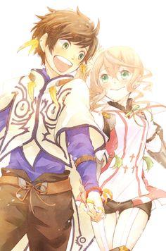 Tags: Anime, Pixiv Id 429416, Tales of Zestiria, Alisha Diefda, Sorey