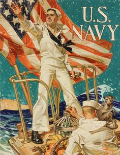 Leyendecker and The Saturday Evening Post. - Norman Rockwell Museum - The Home for American Illustration American Illustration, Illustration Art, Jc Leyendecker, Norman Rockwell, Military Art, Military Service, Gay Art, Vintage Posters, Painting & Drawing