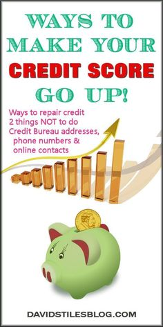 How To Make Money With Good Credit