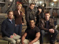 Stargate SG-1---I LOVED THIS SHOW