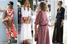 Work-Appropriate Maxi Dresses | sheerluxe.com
