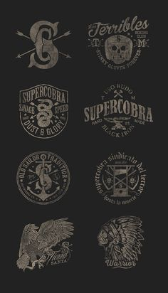 SUPERCOBRA FIRST COLLECTION on Behance