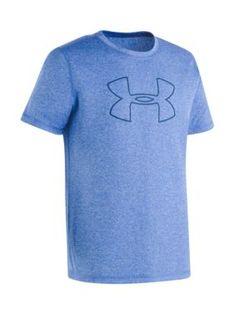 38122a6cdf0c Under Armour Boys' Boys 4-7 Ua Heather Raglan Surf Shirt - Ultra Blue