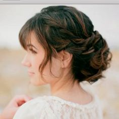 Formal hair--- but I wish this came with a how-to