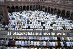 SME.sk   23 odpovedí o islame: násilie, Európa, viera aj šaríja (čítanie+)
