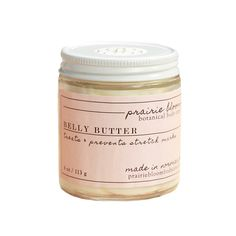 Prairie Bloom Organic Belly Butter - BestProducts.com