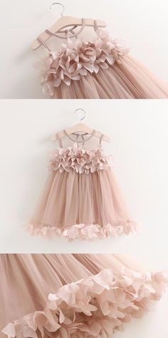 Blush Pink Flower Tutu Dress for Baby Girl - Great for girls birthday outfit, ph. - Kinder Kleidung - Blush Pink Flower Tutu Dress for Baby Girl – Great for girls birthday outfit, ph… – Source by babykidsclothing - Flower Girls, Tulle Flower Girl, Flower Dresses, Long Dresses, Cheap Dresses, Fashion Kids, Baby Girl Fashion, High Fashion, Baby Girl Dresses