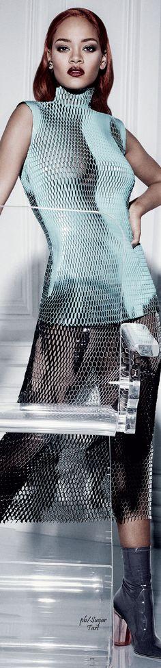 Rihanna by Craig McDean for Dior Mgzn
