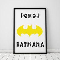 PLAKAT, OBRAZEK POKÓJ Batmana, pokój dziecka - obrazy i plakaty
